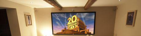 Projectiescherm 4K|Ultra HD Cinema
